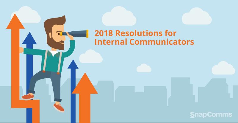 resolutions for internal communicators