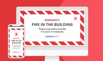 Fire-alert