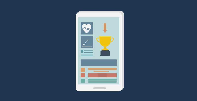Gamification for internal communications