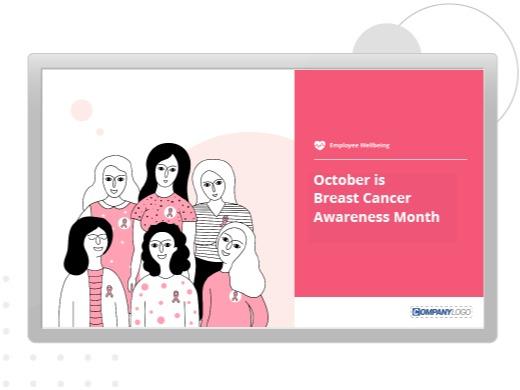 Breast Cancer Awareness Screensaver