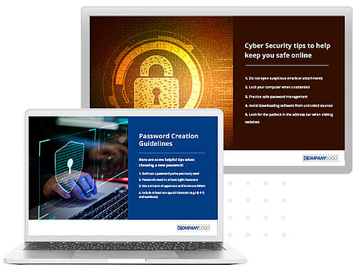 cybersecurity awareness campaign example