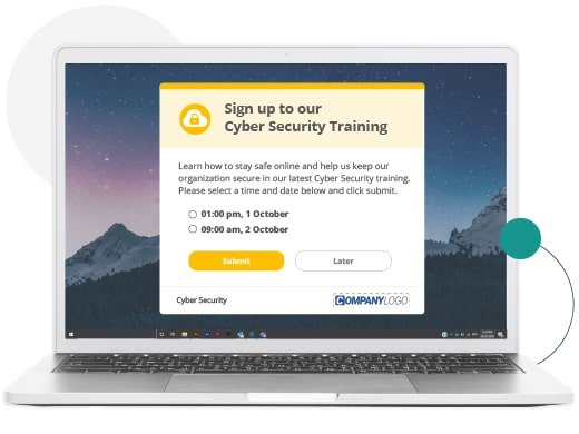 Cyber security training survey