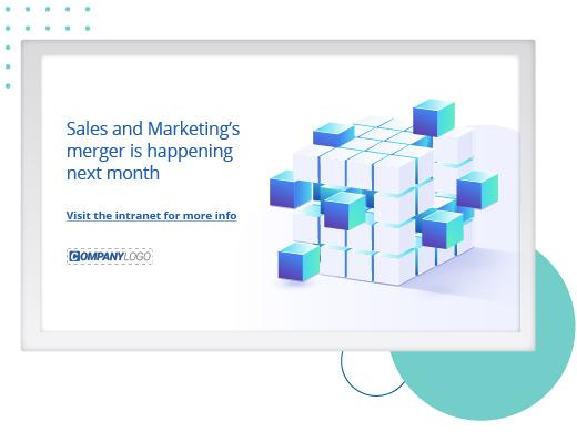 Educate-on-new-processes-screensaver