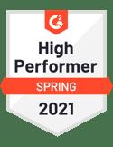 high performer spring 2021