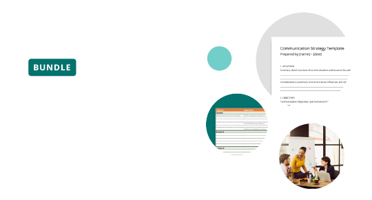 Internal Comms Strategy Templates