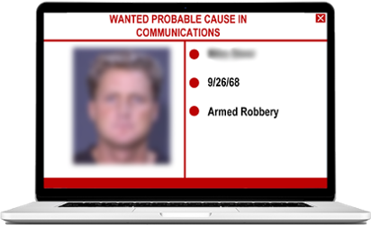 Wanted Person