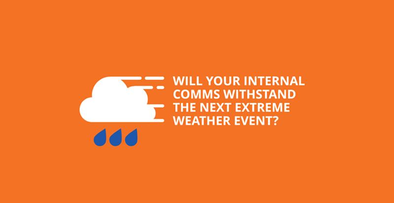 Weather Internal Comms