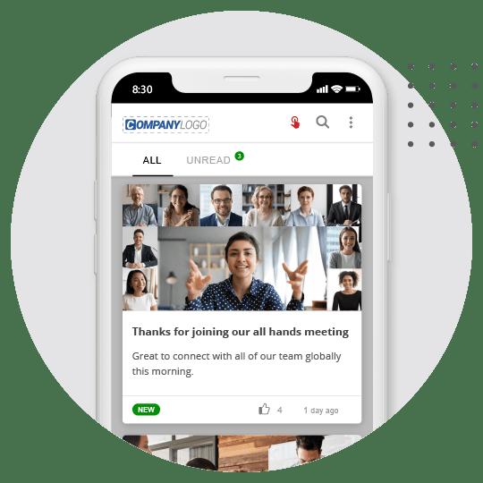 newsfeed-employee-app