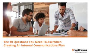 internal communications 10 questions guide