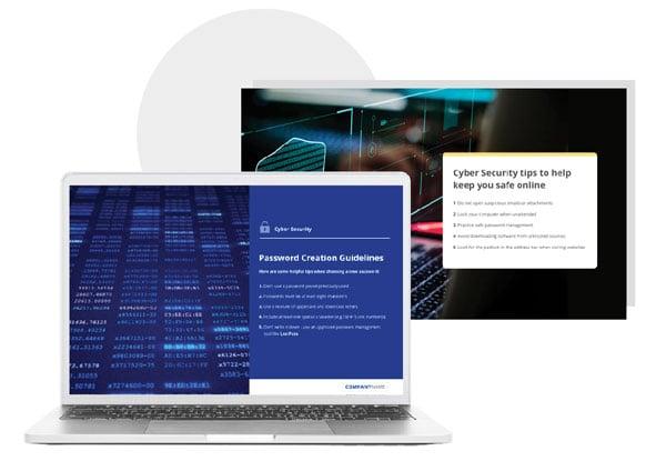 Cyber Security Screensavers