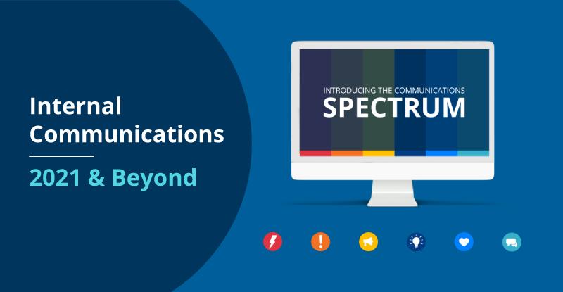 Internal Communications Spectrum 2021