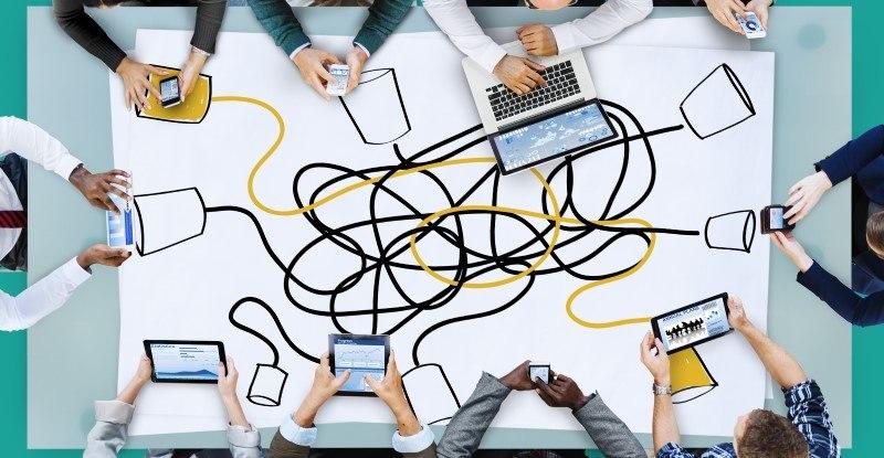 Collaboration tool miscommunication