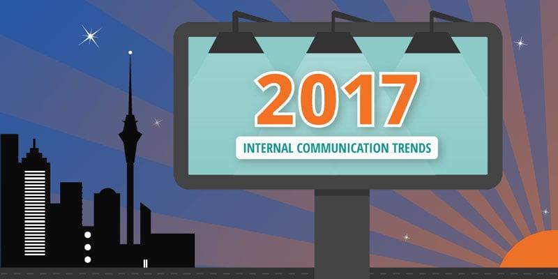2017 internal comms trends