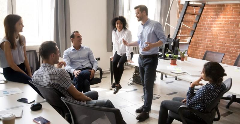 management communication best practice