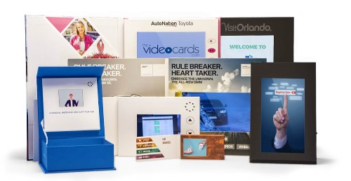 Video Brochures examples