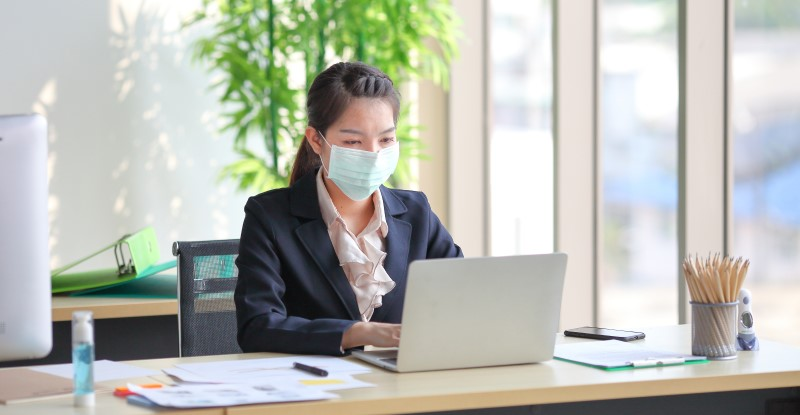 improve workplace health during covid19