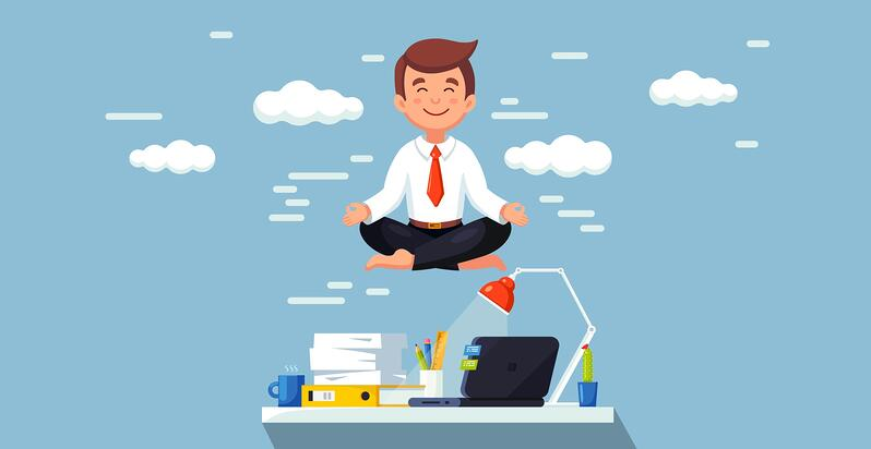 workplace wellbeing tips