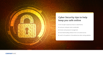 cyber security tips wallpaper