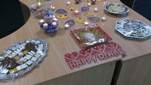 Cultural celebration meal