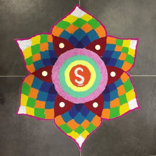 diwali decoration from SnapComms