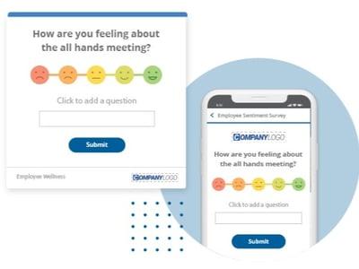 workplace sentiment survey