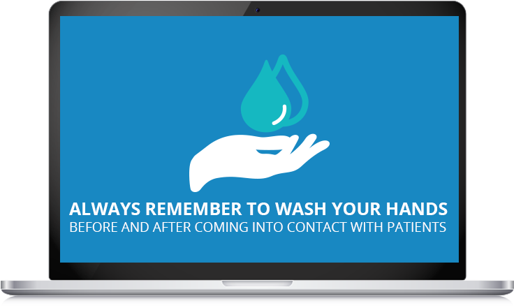 Hand Wash Wallpaper