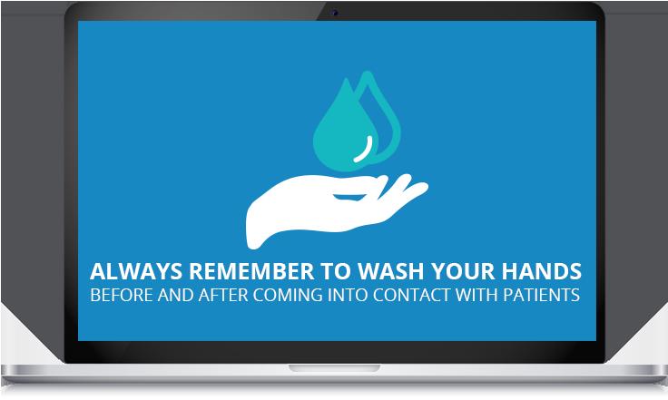 Hand Wash Wallpaper