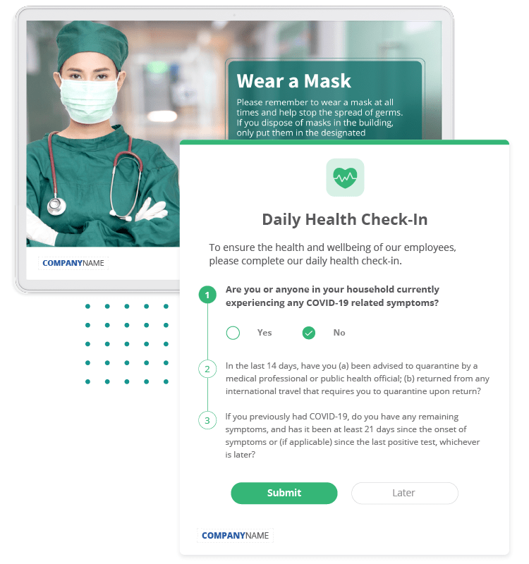 workplace health communications