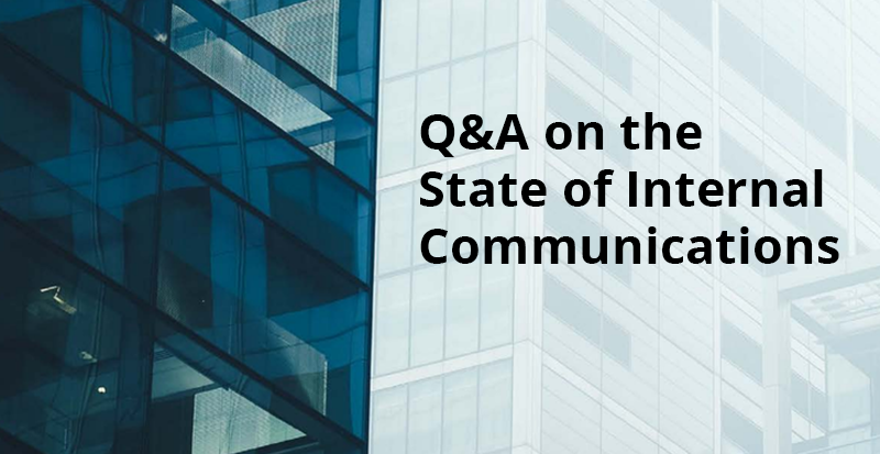State of Internal Communications