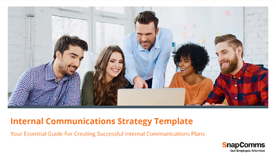 internal communications strategy guide