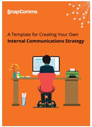 Internal Communications Template