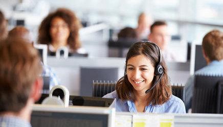 call center telecommunications