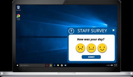 daily employee survey
