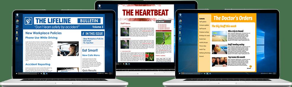 hospital newsletter examplespng