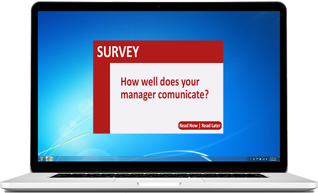 Targeted Staff Survey