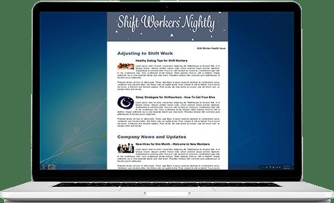 employee newsletter ideas internal newsletter content