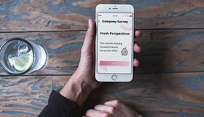 survey on mobile