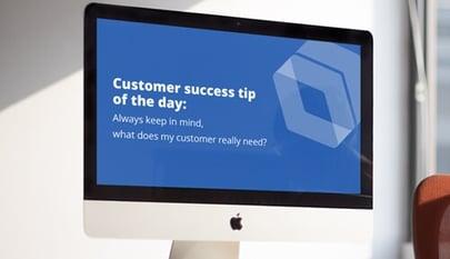 customer success tips