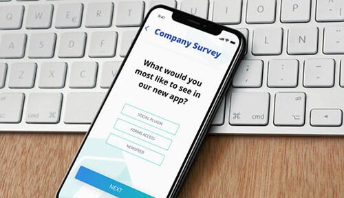 digital transformation staff survey