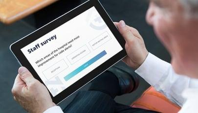 hospital staff survey