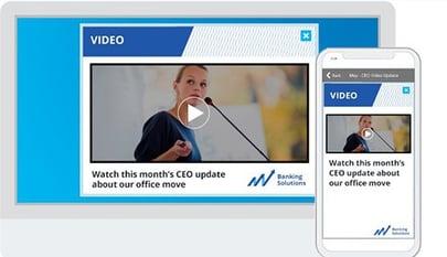 Video Alert office move