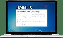 desktop staff survey example