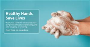 healthy hands screensaver