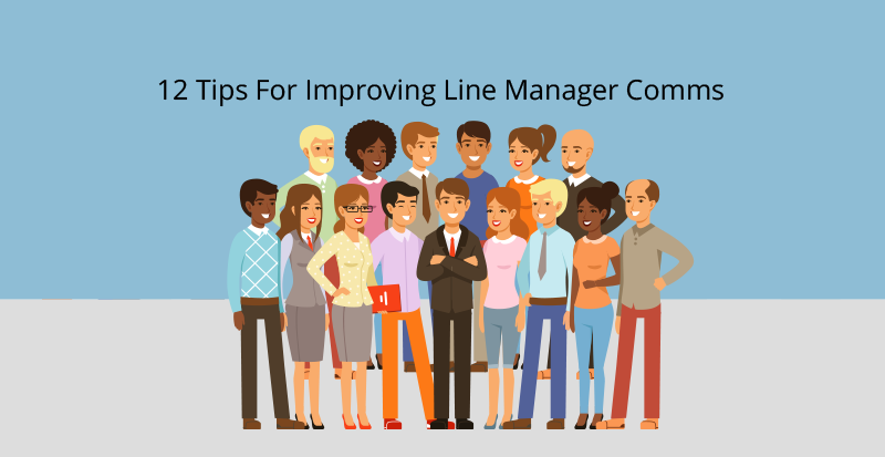line manager communications