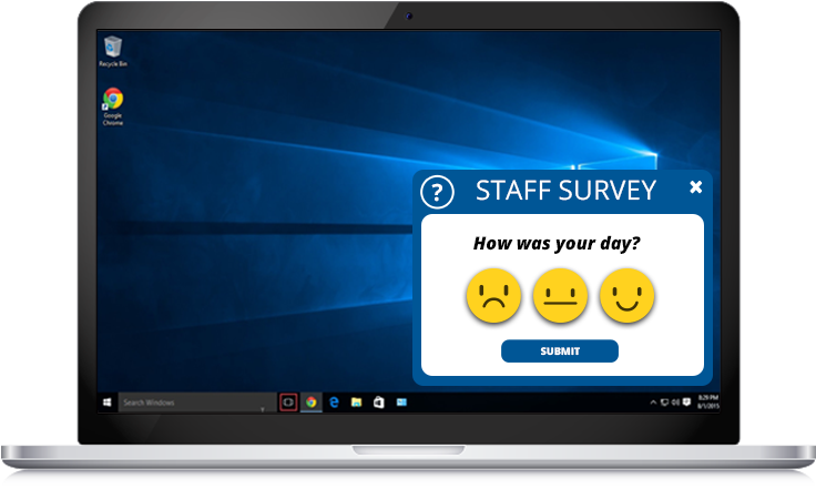 new employee survey