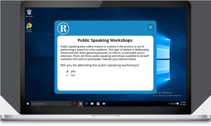 public speaking workshops rsvp