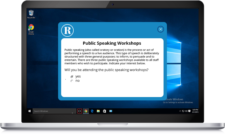 public speaking workshops rsvp