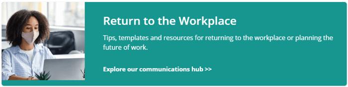 return to workplace hub