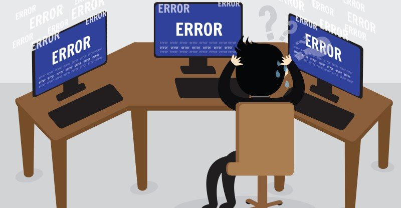 it outage mistakes