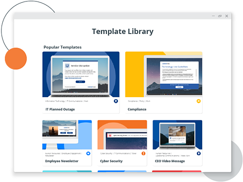 template-library-screen